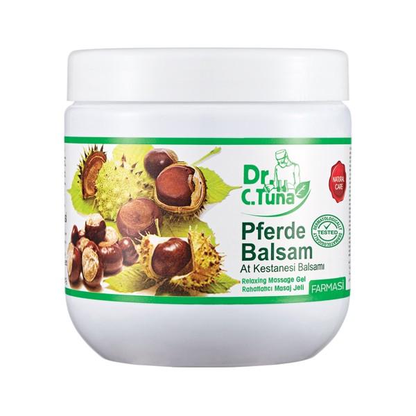 Бальзам-гель массажный с экстрактом конского каштана