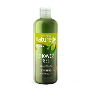 Питательный гель для душа с оливковым маслом