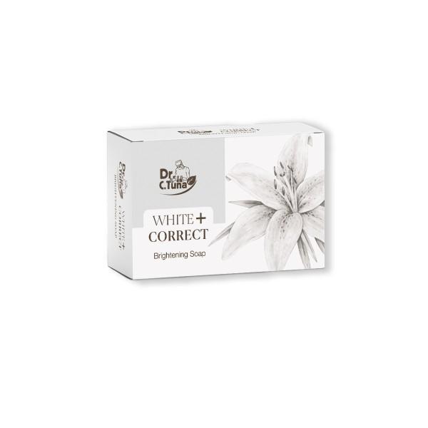 Отбеливающее мыло WHITE+CORRECT