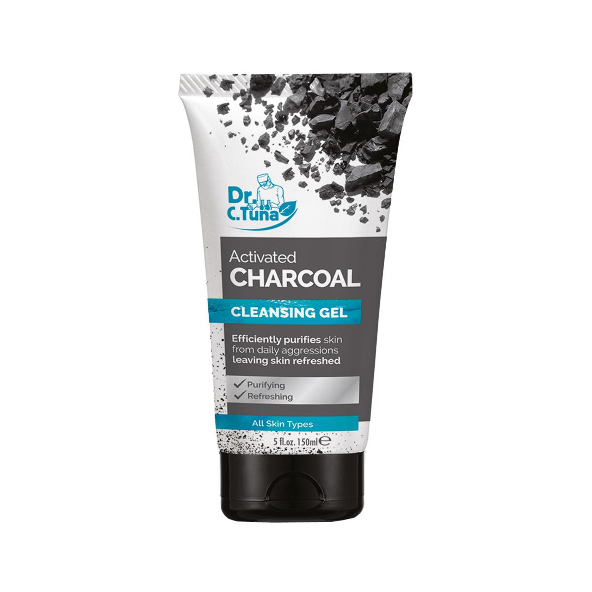 Dr. C. Tuna Activate Charcoal Очищающий гель для лица