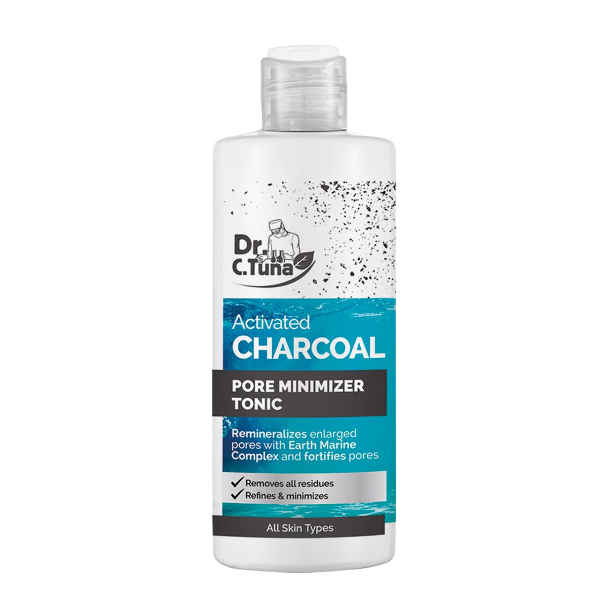 Dr.C. Tuna Activate Charcoal Тоник для лица